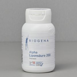 ALPHA-LIPON-SÄURE  200 mg KPS