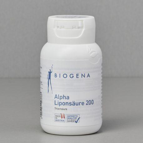 ALPHA- LIPON-SÄURE 200 mg KPS